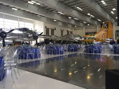 Black gloss dance floor in hangar.jpg